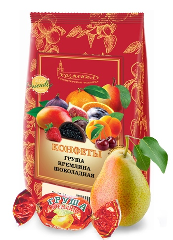 KREMLINA chocolate pear 190g
