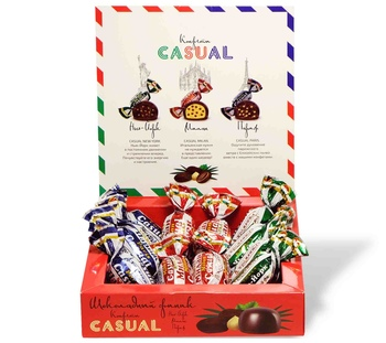 Casual assorted sweets 230g