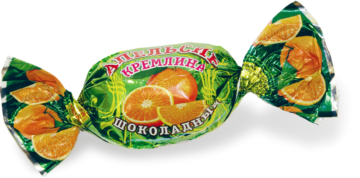 KREMLINA chocolate orange, 600g