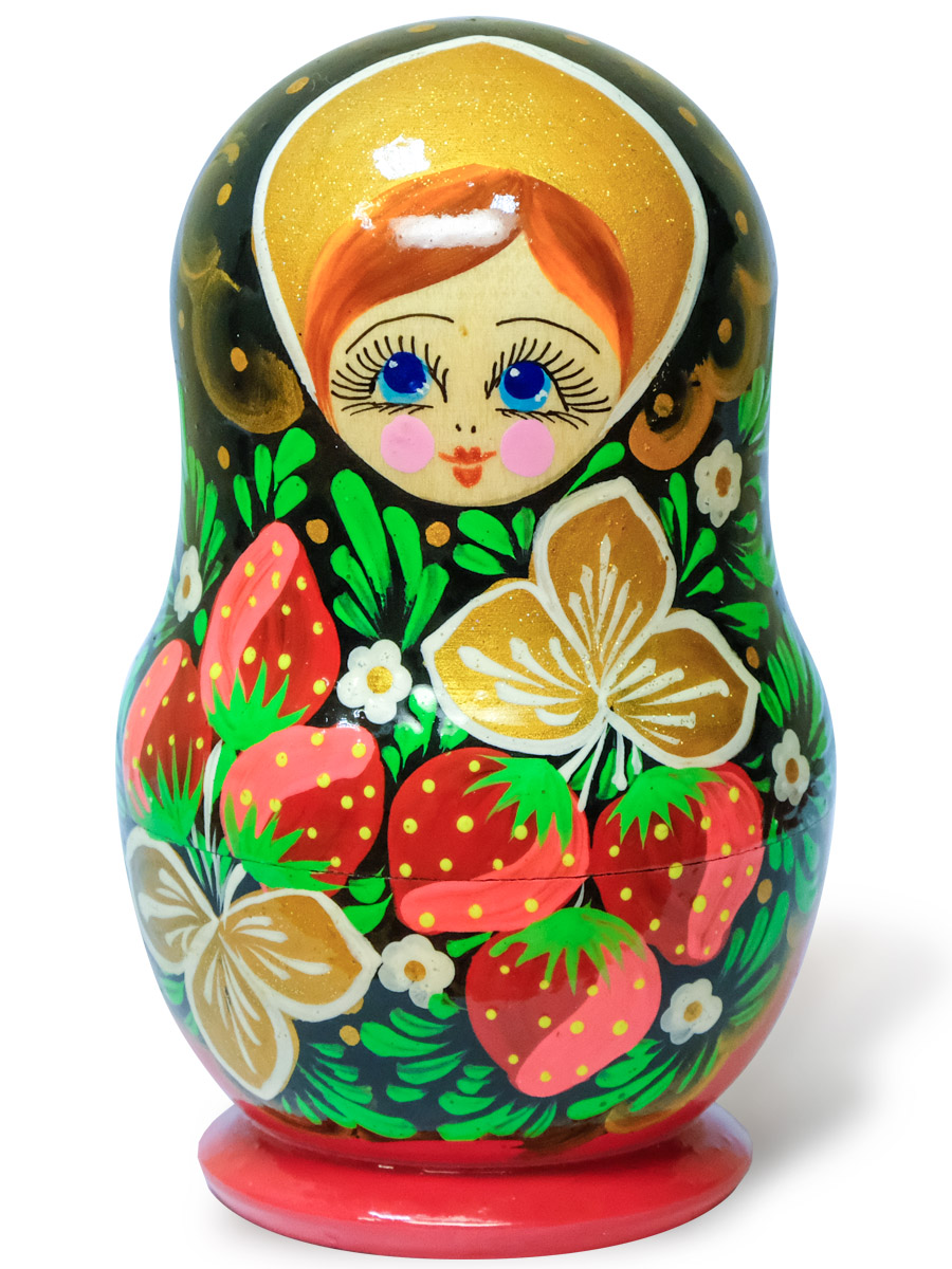 KREMLINA СHOCOLATE PRUNE IN THE MATRYOSHKA small, 250G
